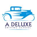 Deluxe Driving School logo