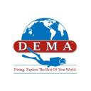 The Diving Equipment & Marketing Association logo icon