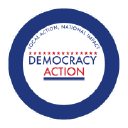 Democracy Action logo icon