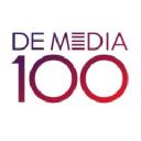 De Media 100 logo icon