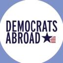 Democrats Abroad logo icon