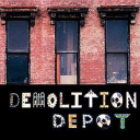Demolition Depot logo icon