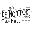 De Montfort Hall logo icon