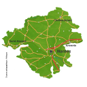 Démosphère Rennes logo icon