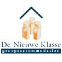 De Nieuwe Klasse Groepsaccommodaties logo icon
