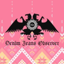 Denim Jeans Observer logo icon