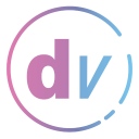 Dental Vibe logo icon