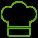 Denver Bicycle Cafe logo icon