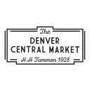 The Denver Central Market logo icon