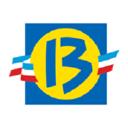 Bouches Du Rhône logo icon