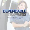 Dependable Express logo icon