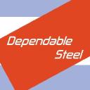 Dependable Steel logo