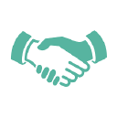 Derek Stockley logo icon