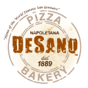Desano Pizza logo icon