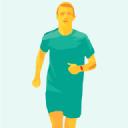 De Sedentário A Maratonista logo icon