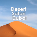 Desert Safari Dubai logo icon