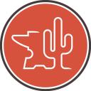 Desert Steel logo icon