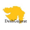 Desh Gujarat logo icon