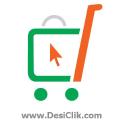 Desi Clik logo icon