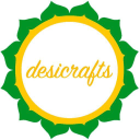 Desi Crafts logo icon