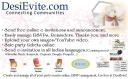 Desi Evite logo icon