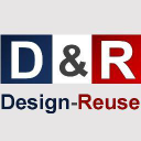 Design And Reuse logo icon