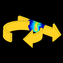 Design And Motion logo icon