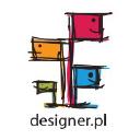 Designer logo icon