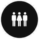 Designer In Action logo icon