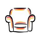 Designer Sofas 4 U logo icon