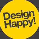 Design Happy logo icon
