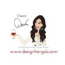 Design Her Gals logo icon