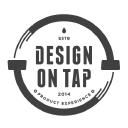 Design On Tap logo icon