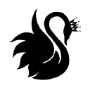 Design Swan logo icon