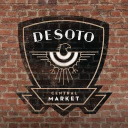 Desoto Central Market logo icon