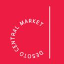 Desoto Central Market logo icon