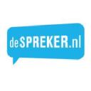 De Spreker logo icon