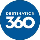 Destination360 logo icon