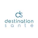 Destination Santé logo icon