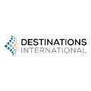 Destinations International logo icon