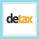 Detax logo icon