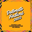 Detonate logo icon