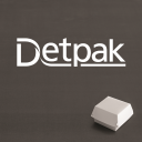 Detpak logo icon