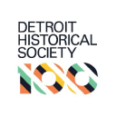 Detroit Historical Society logo icon