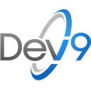 Dev9 logo icon