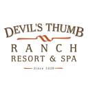 Devil's Thumb Ranch logo icon