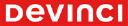 Devinci logo icon