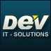 Dev It Solutions logo icon