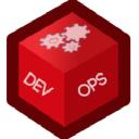 Devops Cube logo icon