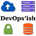 Dev Ops logo icon